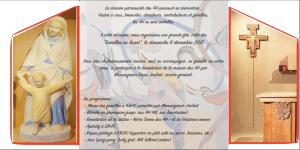 Invitation 4H - 6 décembre